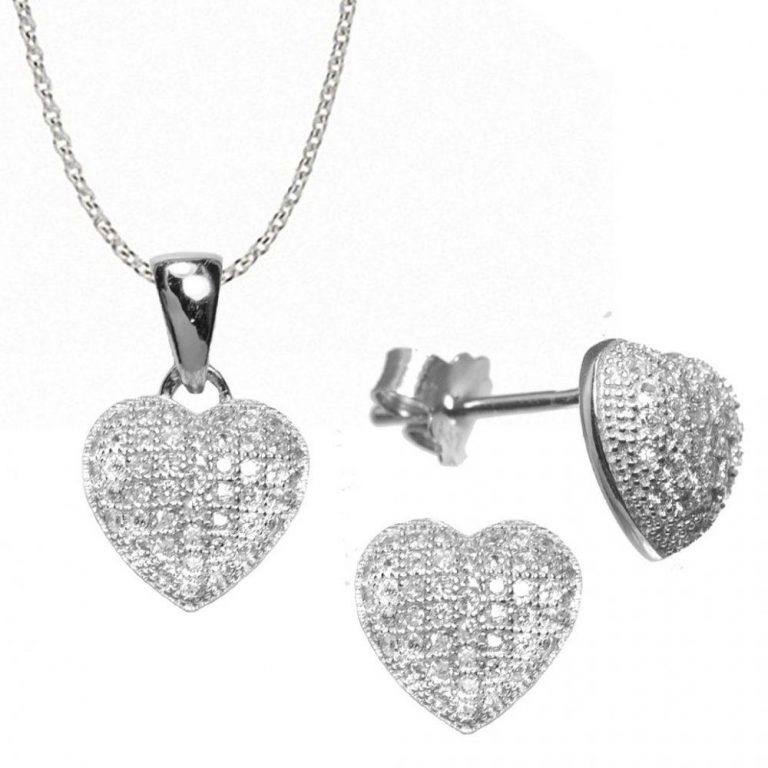 set bijuterii de argint